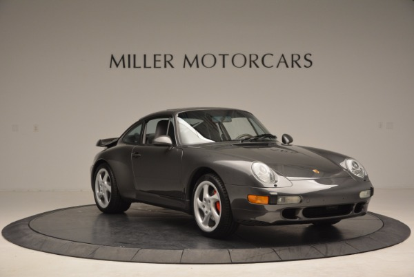 Used 1996 Porsche 911 Turbo for sale Sold at Maserati of Greenwich in Greenwich CT 06830 11