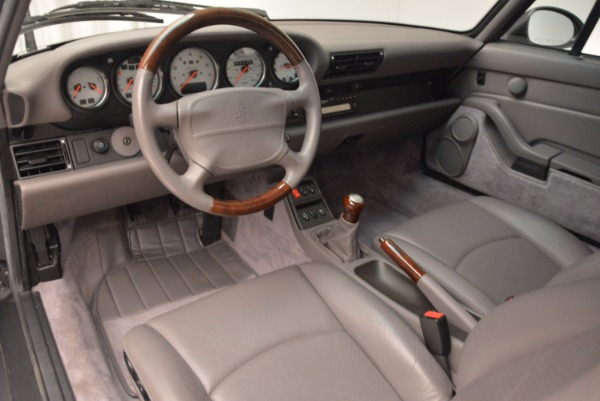 Used 1996 Porsche 911 Turbo for sale Sold at Maserati of Greenwich in Greenwich CT 06830 17