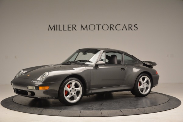 Used 1996 Porsche 911 Turbo for sale Sold at Maserati of Greenwich in Greenwich CT 06830 2