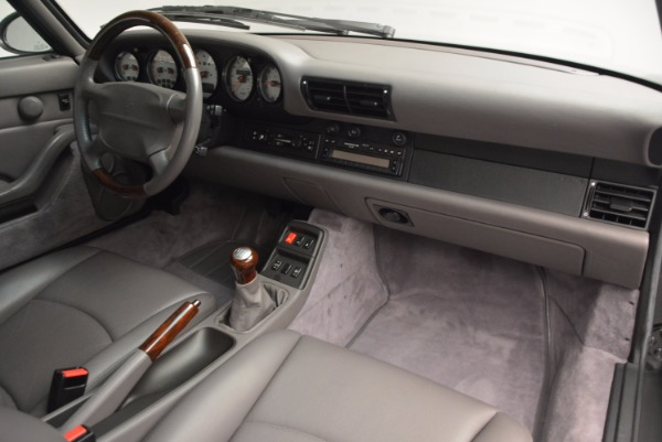 Used 1996 Porsche 911 Turbo for sale Sold at Maserati of Greenwich in Greenwich CT 06830 22