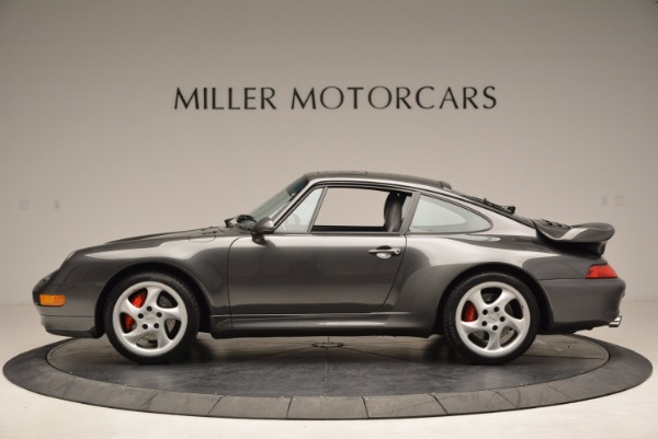 Used 1996 Porsche 911 Turbo for sale Sold at Maserati of Greenwich in Greenwich CT 06830 3