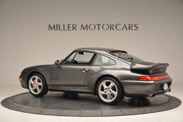 Used 1996 Porsche 911 Turbo for sale Sold at Maserati of Greenwich in Greenwich CT 06830 4