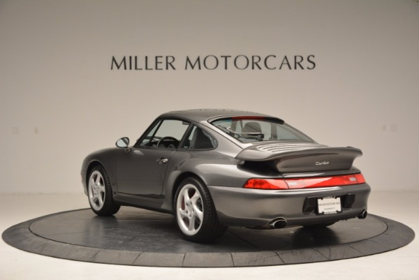 Used 1996 Porsche 911 Turbo for sale Sold at Maserati of Greenwich in Greenwich CT 06830 5