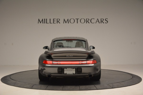 Used 1996 Porsche 911 Turbo for sale Sold at Maserati of Greenwich in Greenwich CT 06830 6