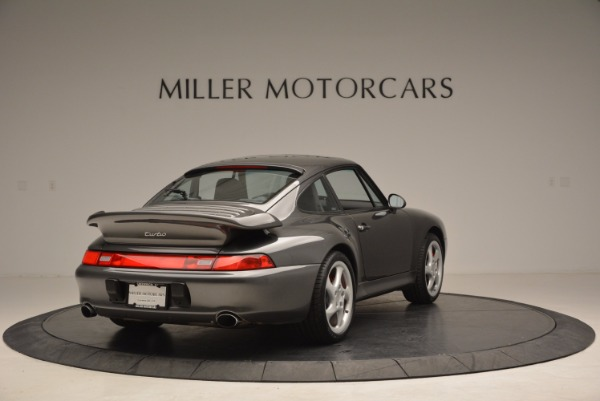 Used 1996 Porsche 911 Turbo for sale Sold at Maserati of Greenwich in Greenwich CT 06830 7