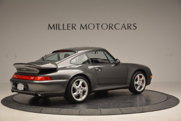 Used 1996 Porsche 911 Turbo for sale Sold at Maserati of Greenwich in Greenwich CT 06830 8