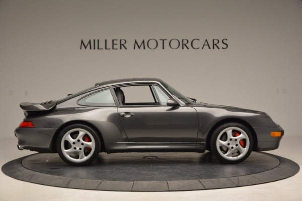 Used 1996 Porsche 911 Turbo for sale Sold at Maserati of Greenwich in Greenwich CT 06830 9
