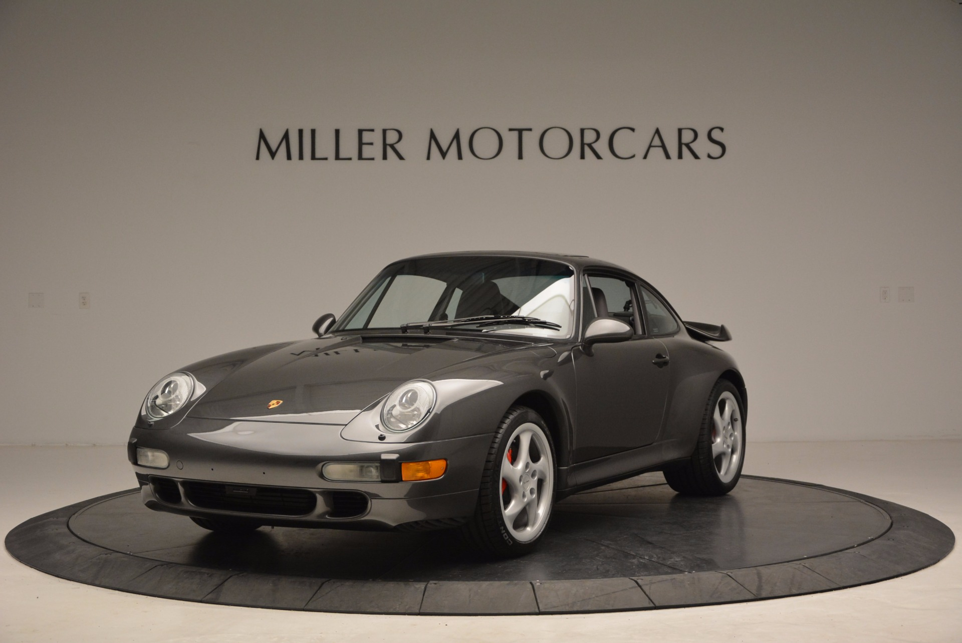 Used 1996 Porsche 911 Turbo for sale Sold at Maserati of Greenwich in Greenwich CT 06830 1