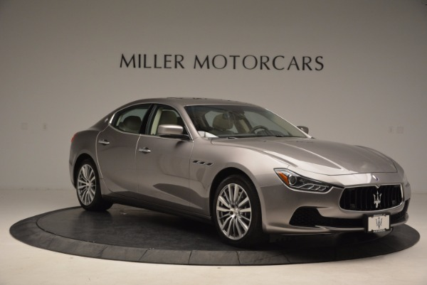 Used 2015 Maserati Ghibli S Q4 for sale Sold at Maserati of Greenwich in Greenwich CT 06830 11