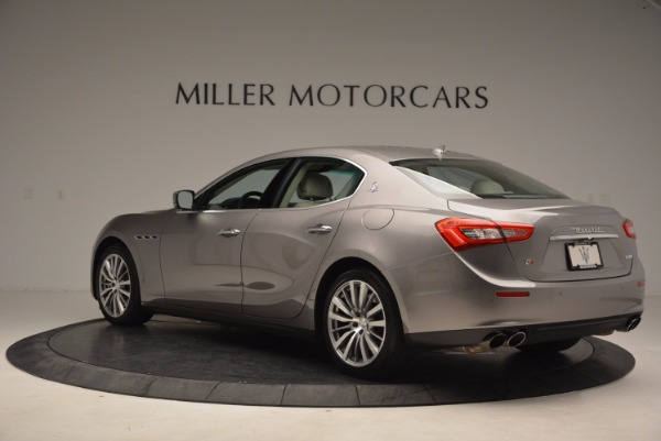 Used 2015 Maserati Ghibli S Q4 for sale Sold at Maserati of Greenwich in Greenwich CT 06830 5