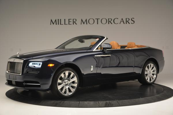 New 2016 Rolls-Royce Dawn for sale Sold at Maserati of Greenwich in Greenwich CT 06830 2