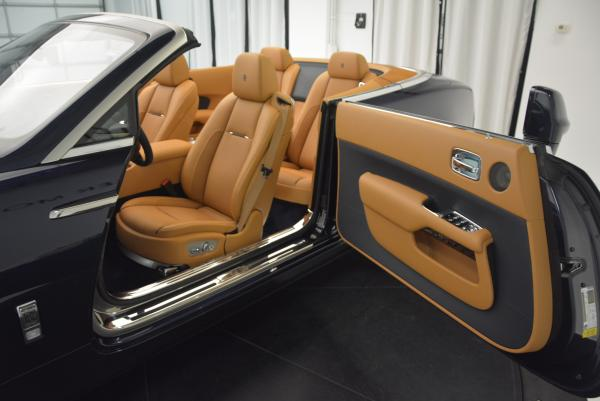 New 2016 Rolls-Royce Dawn for sale Sold at Maserati of Greenwich in Greenwich CT 06830 22