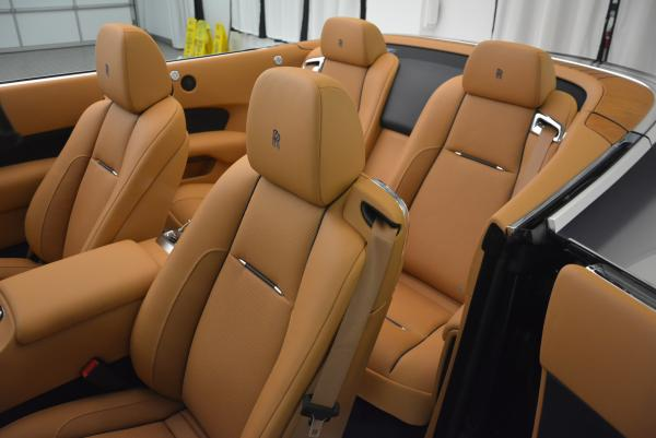 New 2016 Rolls-Royce Dawn for sale Sold at Maserati of Greenwich in Greenwich CT 06830 23