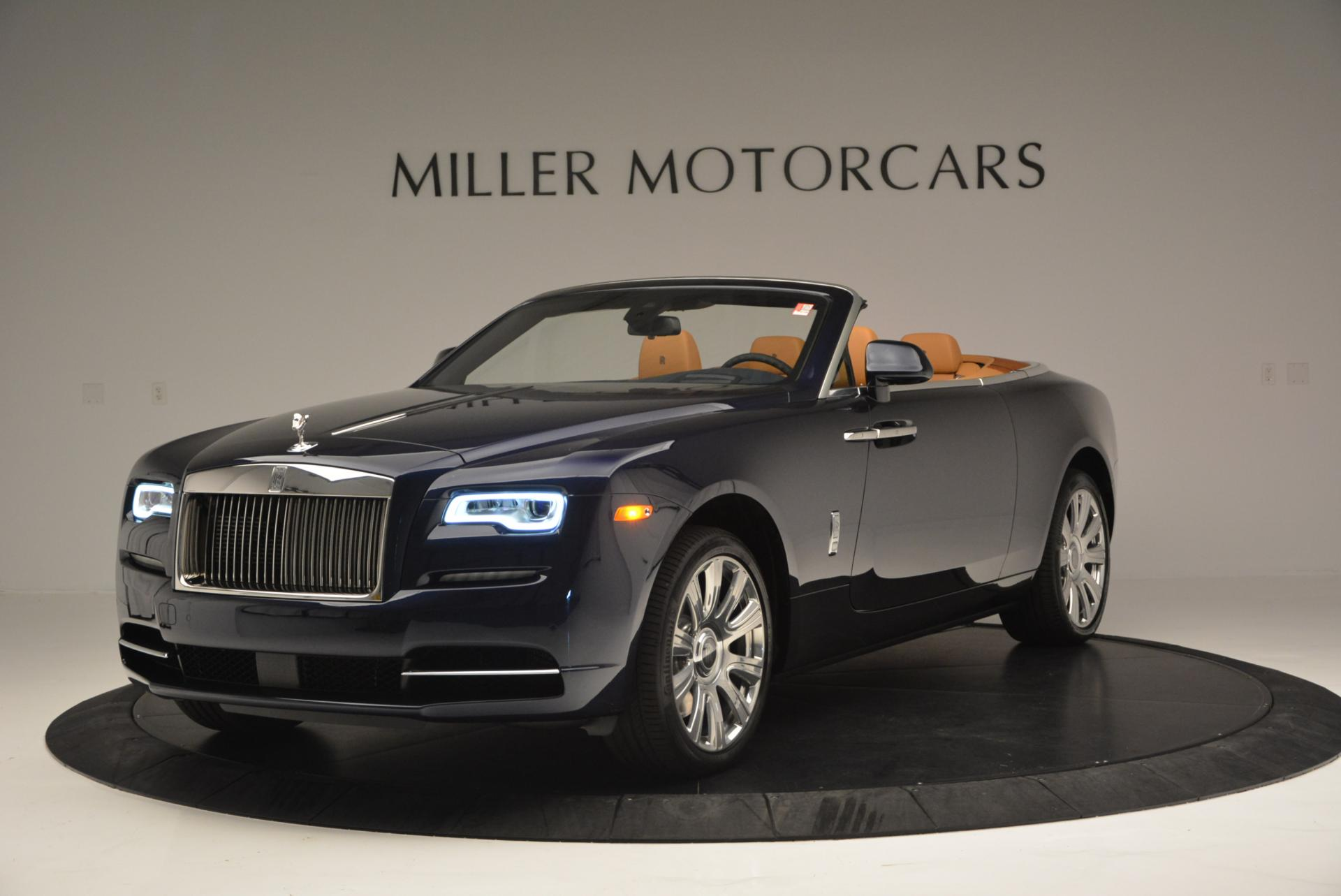 New 2016 Rolls-Royce Dawn for sale Sold at Maserati of Greenwich in Greenwich CT 06830 1