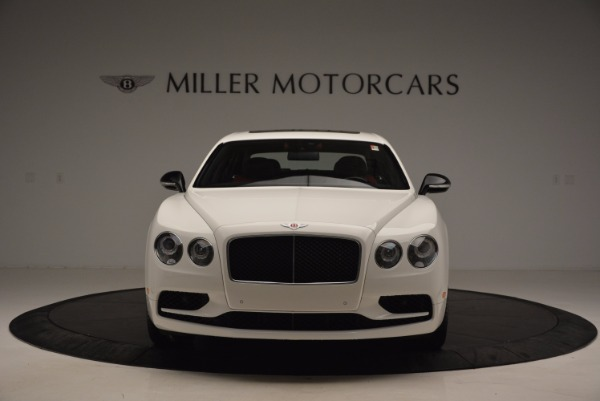 New 2017 Bentley Flying Spur V8 S for sale Sold at Maserati of Greenwich in Greenwich CT 06830 12
