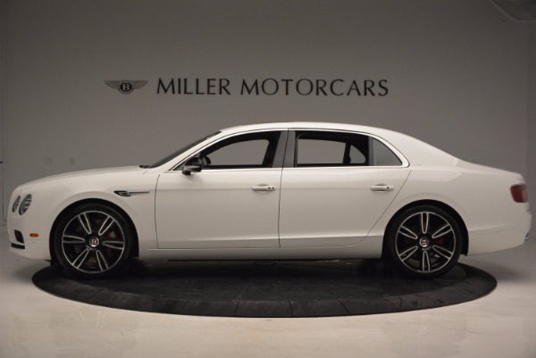 New 2017 Bentley Flying Spur V8 S for sale Sold at Maserati of Greenwich in Greenwich CT 06830 3