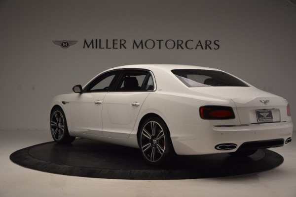 New 2017 Bentley Flying Spur V8 S for sale Sold at Maserati of Greenwich in Greenwich CT 06830 4