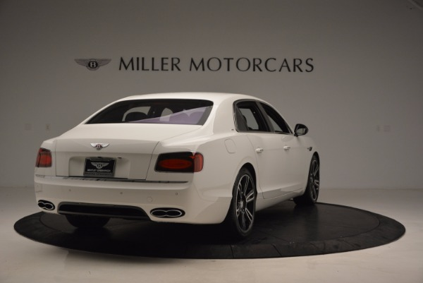 New 2017 Bentley Flying Spur V8 S for sale Sold at Maserati of Greenwich in Greenwich CT 06830 6