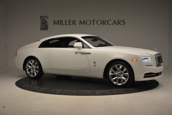 New 2017 Rolls-Royce Wraith for sale Sold at Maserati of Greenwich in Greenwich CT 06830 10