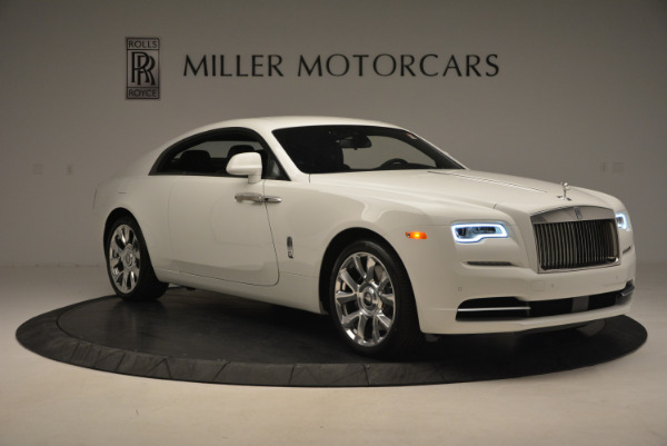 New 2017 Rolls-Royce Wraith for sale Sold at Maserati of Greenwich in Greenwich CT 06830 11