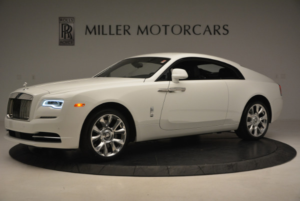 New 2017 Rolls-Royce Wraith for sale Sold at Maserati of Greenwich in Greenwich CT 06830 2