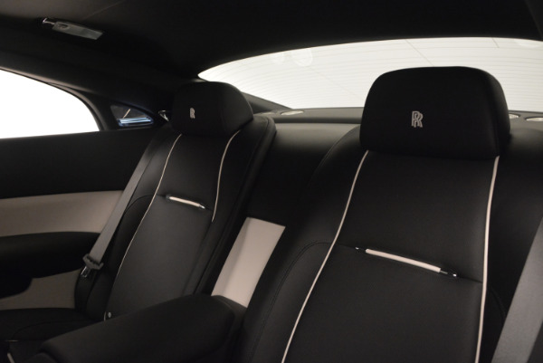 New 2017 Rolls-Royce Wraith for sale Sold at Maserati of Greenwich in Greenwich CT 06830 22