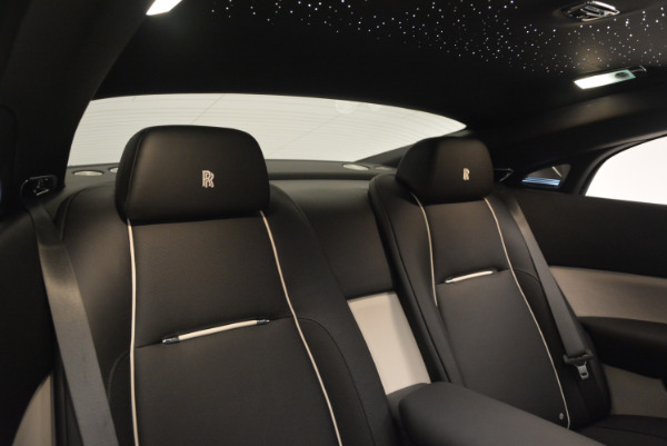 New 2017 Rolls-Royce Wraith for sale Sold at Maserati of Greenwich in Greenwich CT 06830 28