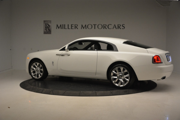 New 2017 Rolls-Royce Wraith for sale Sold at Maserati of Greenwich in Greenwich CT 06830 4