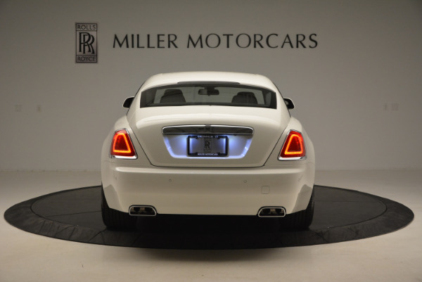 New 2017 Rolls-Royce Wraith for sale Sold at Maserati of Greenwich in Greenwich CT 06830 6