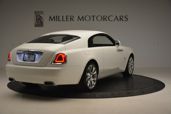 New 2017 Rolls-Royce Wraith for sale Sold at Maserati of Greenwich in Greenwich CT 06830 7