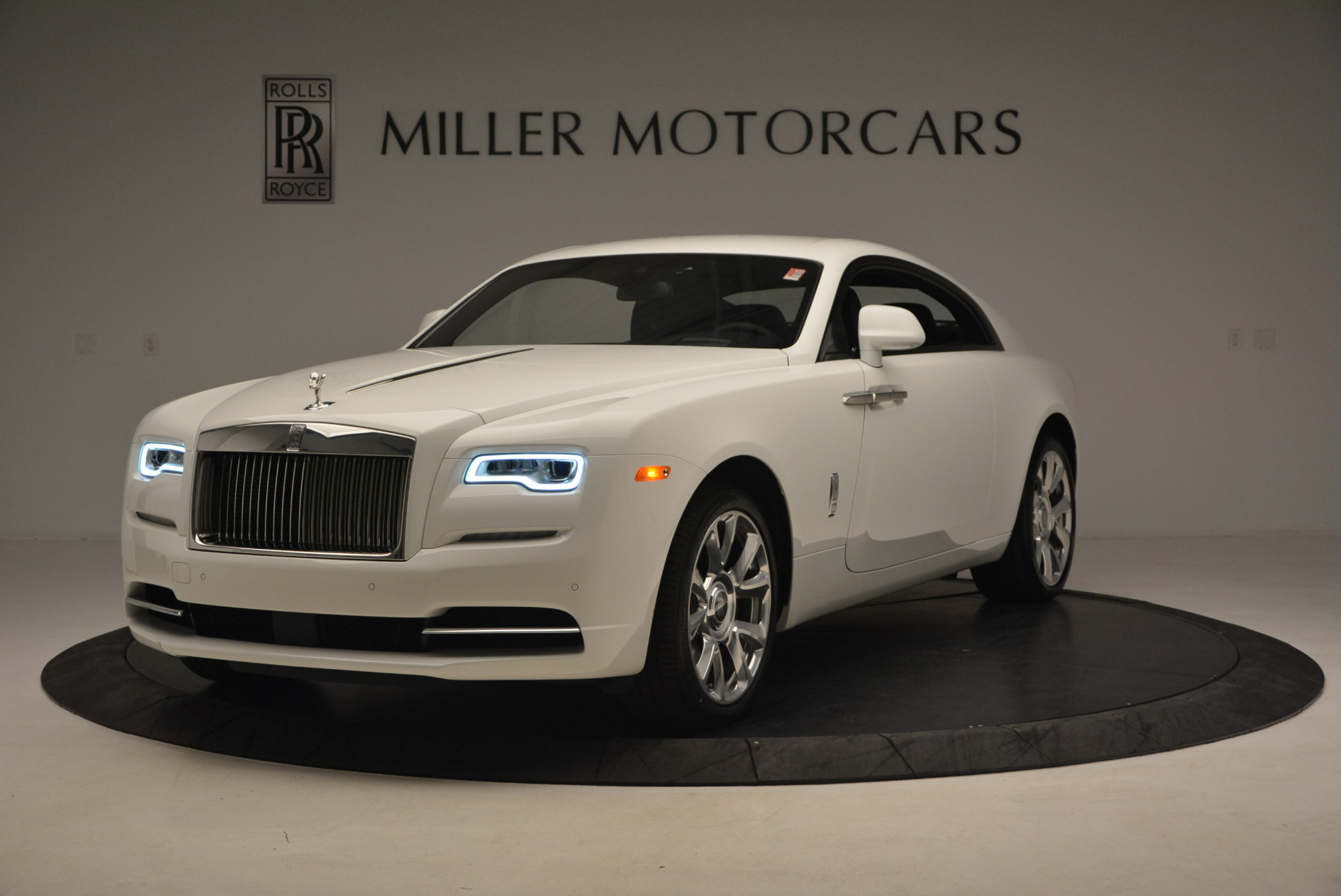 New 2017 Rolls-Royce Wraith for sale Sold at Maserati of Greenwich in Greenwich CT 06830 1