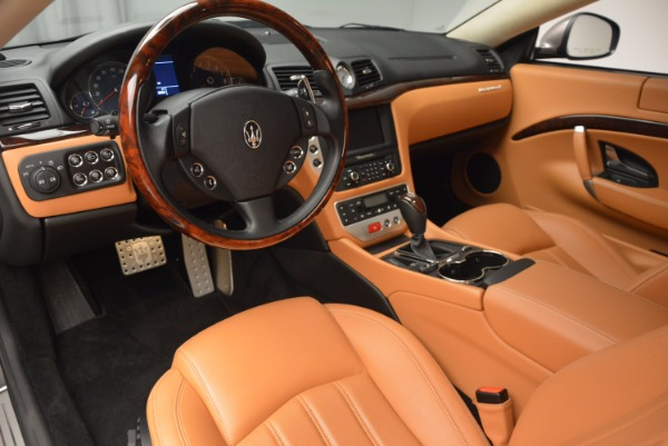 Used 2009 Maserati GranTurismo S for sale Sold at Maserati of Greenwich in Greenwich CT 06830 13