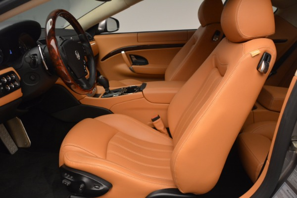 Used 2009 Maserati GranTurismo S for sale Sold at Maserati of Greenwich in Greenwich CT 06830 14