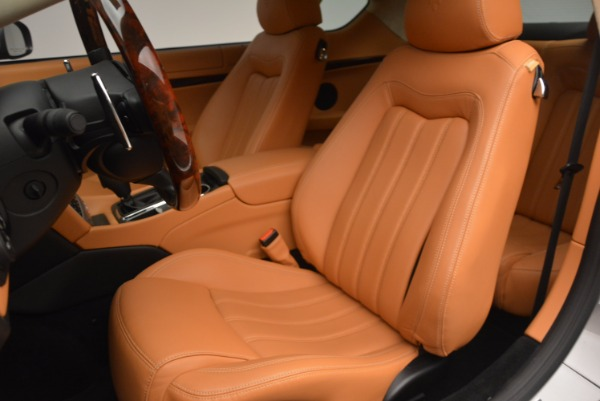 Used 2009 Maserati GranTurismo S for sale Sold at Maserati of Greenwich in Greenwich CT 06830 15
