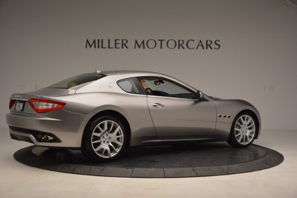 Used 2009 Maserati GranTurismo S for sale Sold at Maserati of Greenwich in Greenwich CT 06830 8