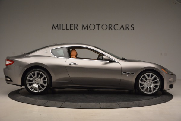 Used 2009 Maserati GranTurismo S for sale Sold at Maserati of Greenwich in Greenwich CT 06830 9