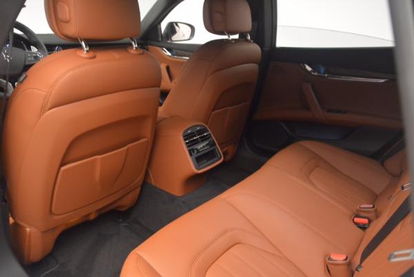 Used 2017 Maserati Quattroporte SQ4 for sale Sold at Maserati of Greenwich in Greenwich CT 06830 17