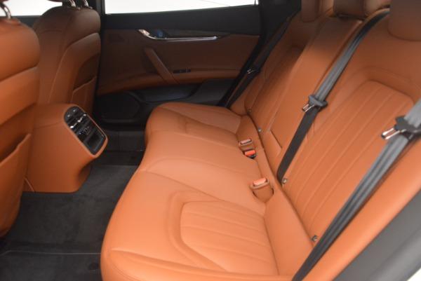 Used 2017 Maserati Quattroporte SQ4 for sale Sold at Maserati of Greenwich in Greenwich CT 06830 18