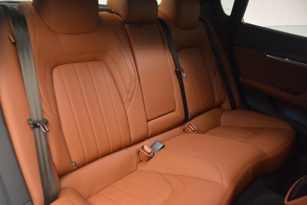 Used 2017 Maserati Quattroporte SQ4 for sale Sold at Maserati of Greenwich in Greenwich CT 06830 21