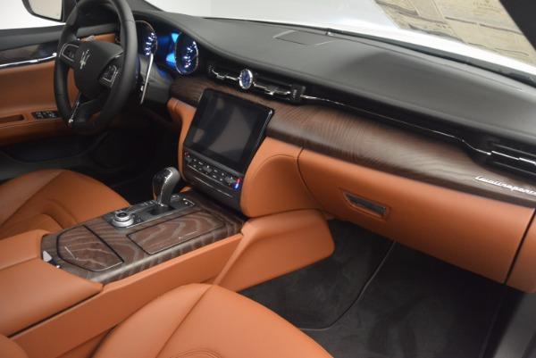Used 2017 Maserati Quattroporte SQ4 for sale Sold at Maserati of Greenwich in Greenwich CT 06830 22