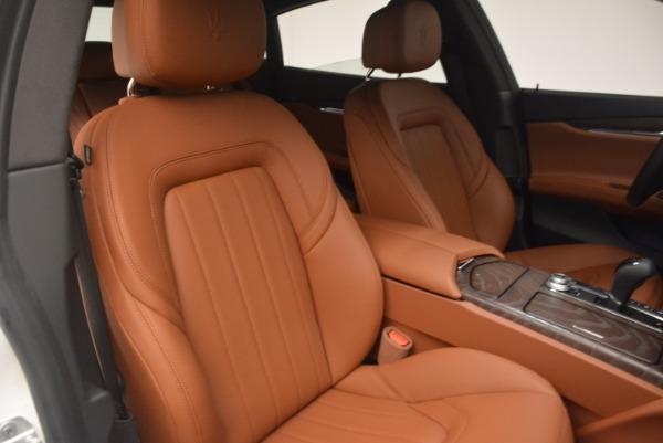 Used 2017 Maserati Quattroporte SQ4 for sale Sold at Maserati of Greenwich in Greenwich CT 06830 24