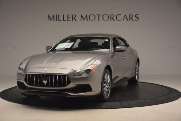 New 2017 Maserati Quattroporte SQ4 for sale Sold at Maserati of Greenwich in Greenwich CT 06830 1