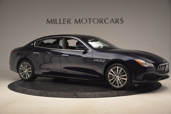 New 2017 Maserati Quattroporte S Q4 for sale Sold at Maserati of Greenwich in Greenwich CT 06830 10