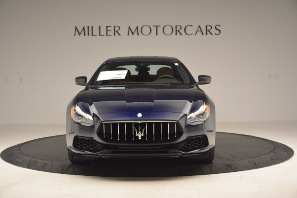 New 2017 Maserati Quattroporte S Q4 for sale Sold at Maserati of Greenwich in Greenwich CT 06830 12