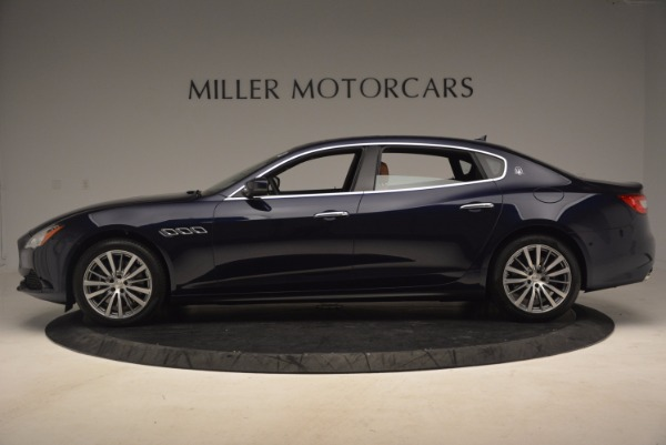 New 2017 Maserati Quattroporte S Q4 for sale Sold at Maserati of Greenwich in Greenwich CT 06830 3