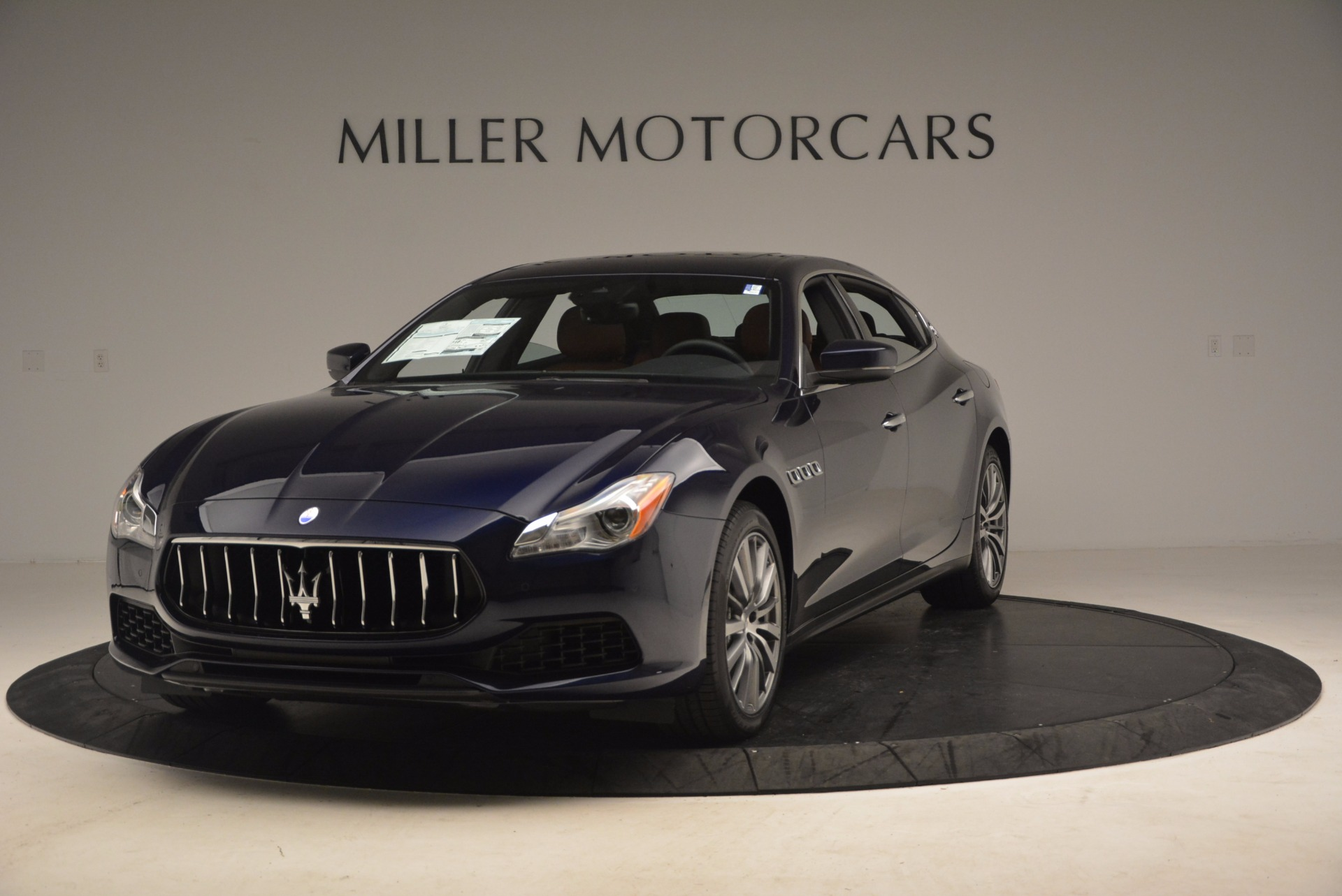New 2017 Maserati Quattroporte S Q4 for sale Sold at Maserati of Greenwich in Greenwich CT 06830 1
