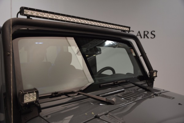 Used 2014 Jeep Wrangler Unlimited Sport for sale Sold at Maserati of Greenwich in Greenwich CT 06830 27