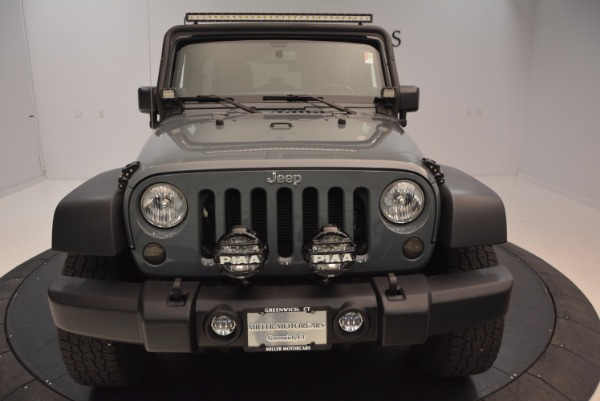 Used 2014 Jeep Wrangler Unlimited Sport for sale Sold at Maserati of Greenwich in Greenwich CT 06830 28