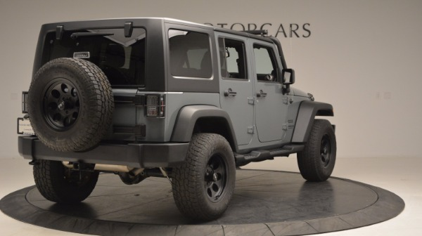 Used 2014 Jeep Wrangler Unlimited Sport for sale Sold at Maserati of Greenwich in Greenwich CT 06830 8