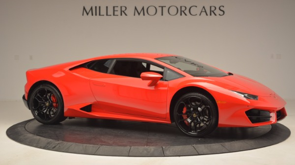 Used 2016 Lamborghini Huracan LP 580-2 for sale Sold at Maserati of Greenwich in Greenwich CT 06830 10